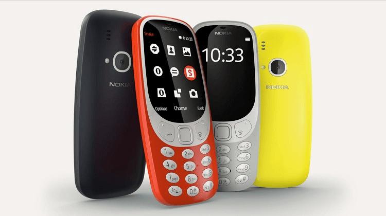 購買 Nokia 3310 的五大原因