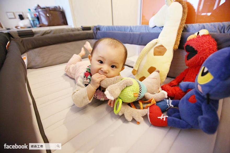 chicco Lullaby Dream 兒童遊戲床推薦