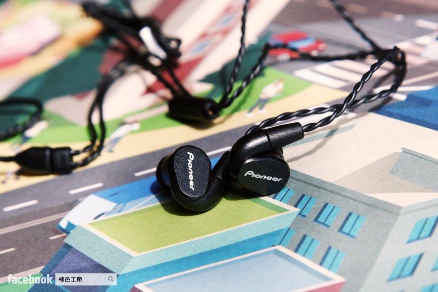 Pioneer SE-CH5T 密閉動圈式 入耳式耳機