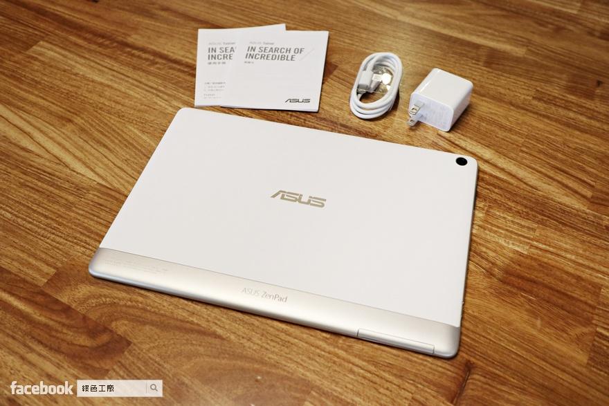 ASUS ZenPad 10 Z301ML 開箱