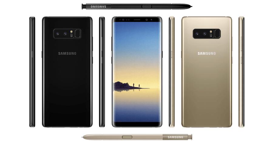 三星 Galaxy Note 8