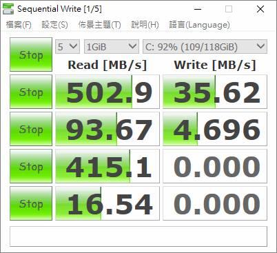SSD 硬碟滿了很慢