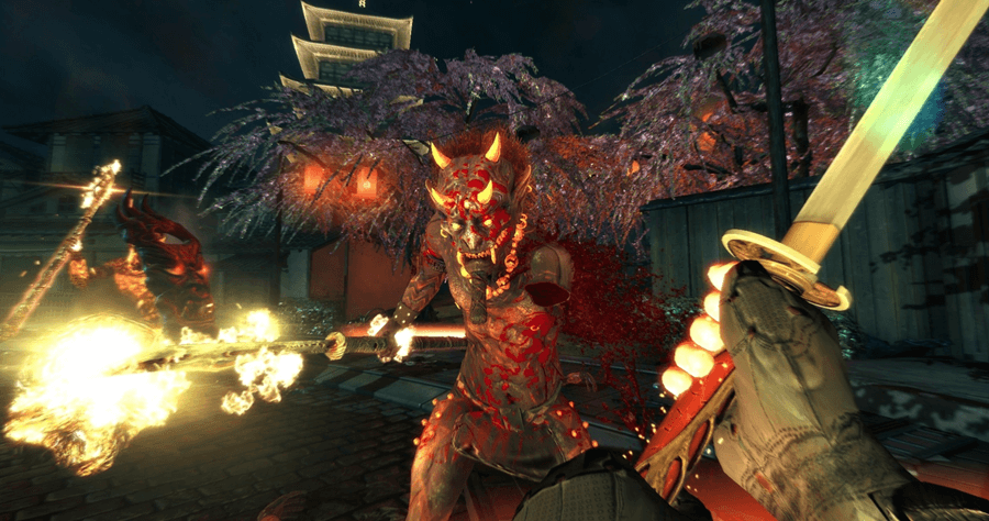 Shadow Warrior 影舞者