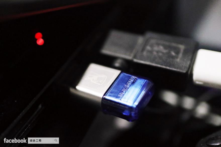 金士頓 Kingston MobileLite Duo 3C Type A+C 迷你雙介面讀卡機