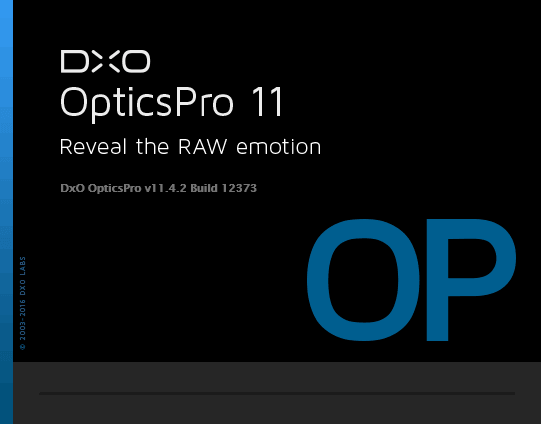 DxO OpticsPro 11 限時免費