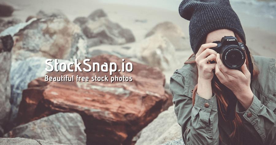 StockSnap.io 線上免費圖片素材庫