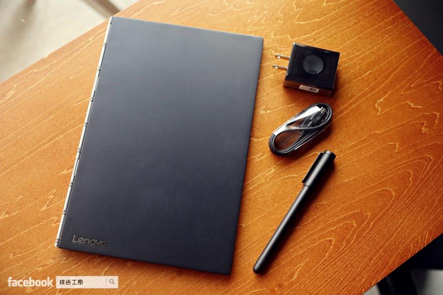 Lenovo Yoga Book Windows 開箱