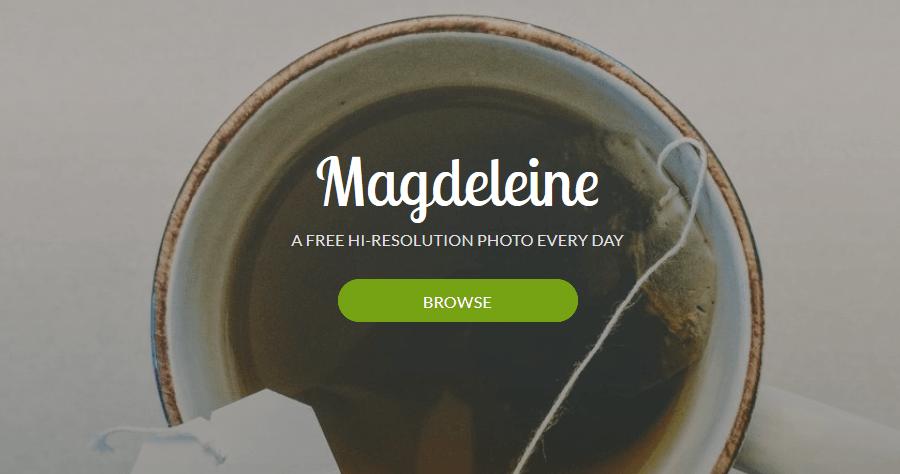 Magdeleine 免費高解析有意境的圖片素材