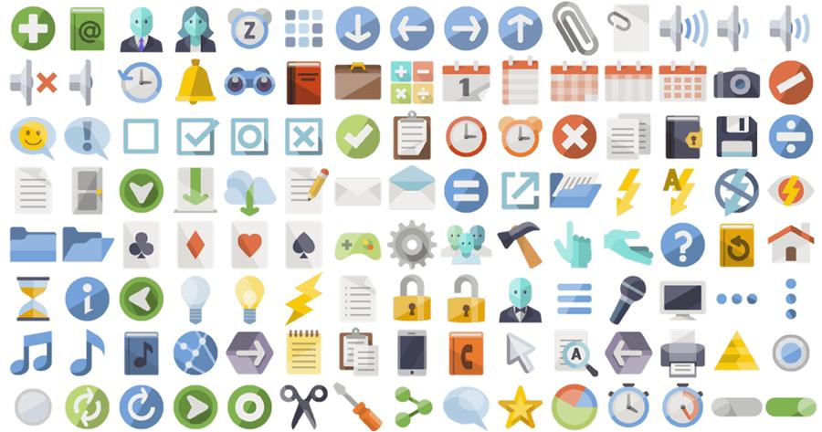 Iconshock 超過 200 萬個 icon 圖標免費下載