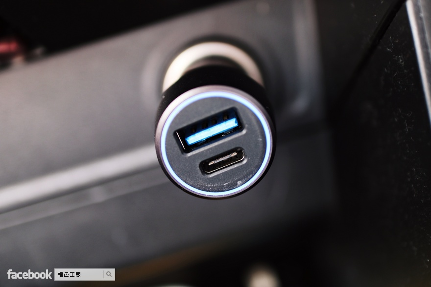 ASUS 華碩 USB Type-C 車充 Car Charger