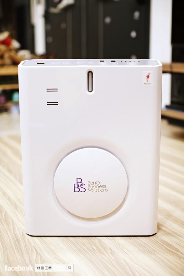 BenQ SA767 空氣清淨機開箱評測