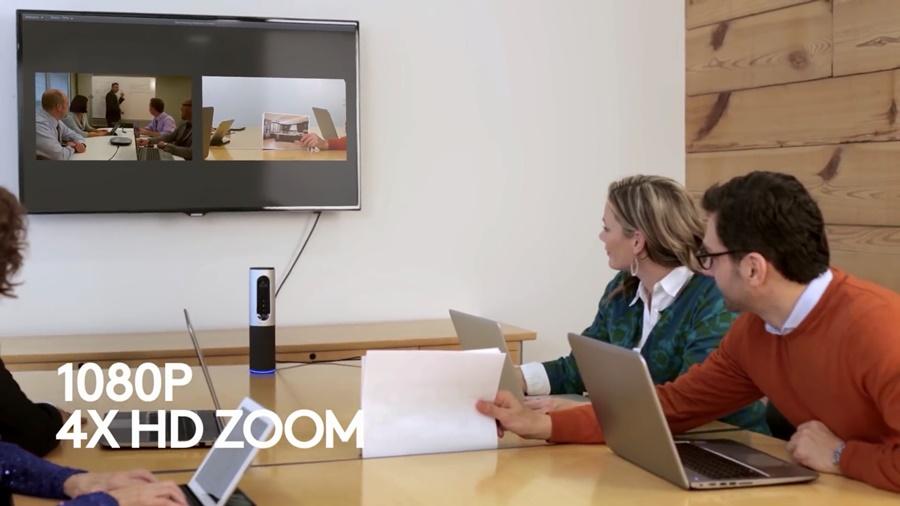 羅技 ConferenceCam Connect 視訊會議鏡頭
