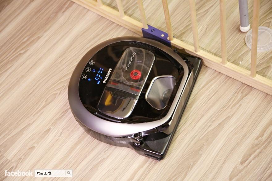 Samsung VR20M POWERbot 極勁氣旋機器人(Wifi), 0.3L