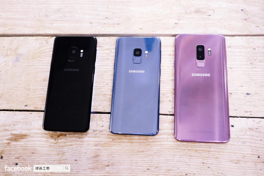 Samsung Galaxy S9+ 動手玩,AR 表情符號超好玩