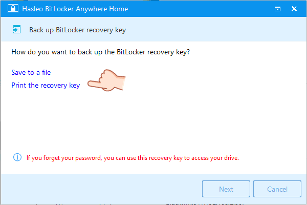 BitLocker Anywhere 硬碟隨身碟加密