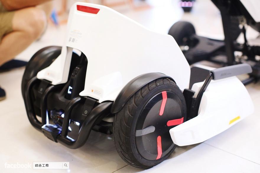 Segway Ninebot Gokart Kit 卡丁車套件實測