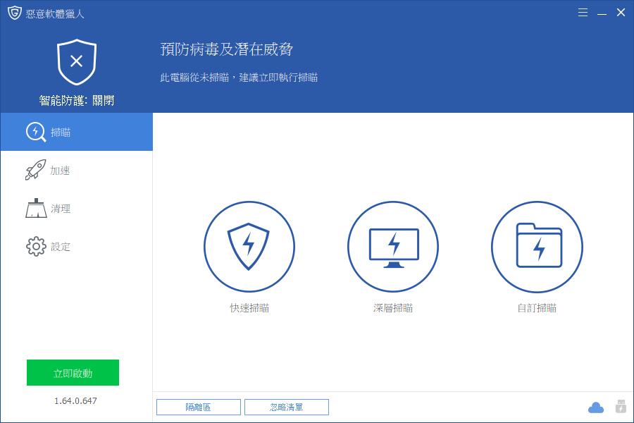 Glary Malware Hunter Pro 序號 License Key