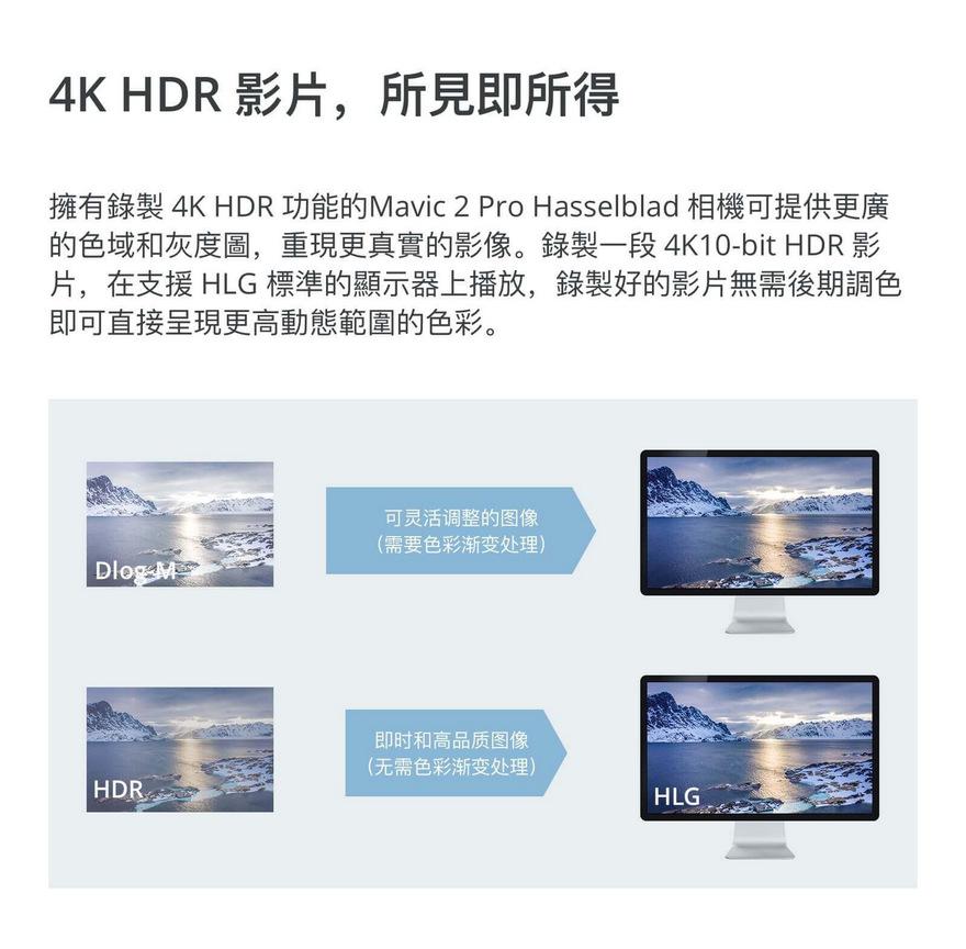DJI 全新升級 Mavic 2 系列空拍機,台灣正式開賣售價 40,000 起