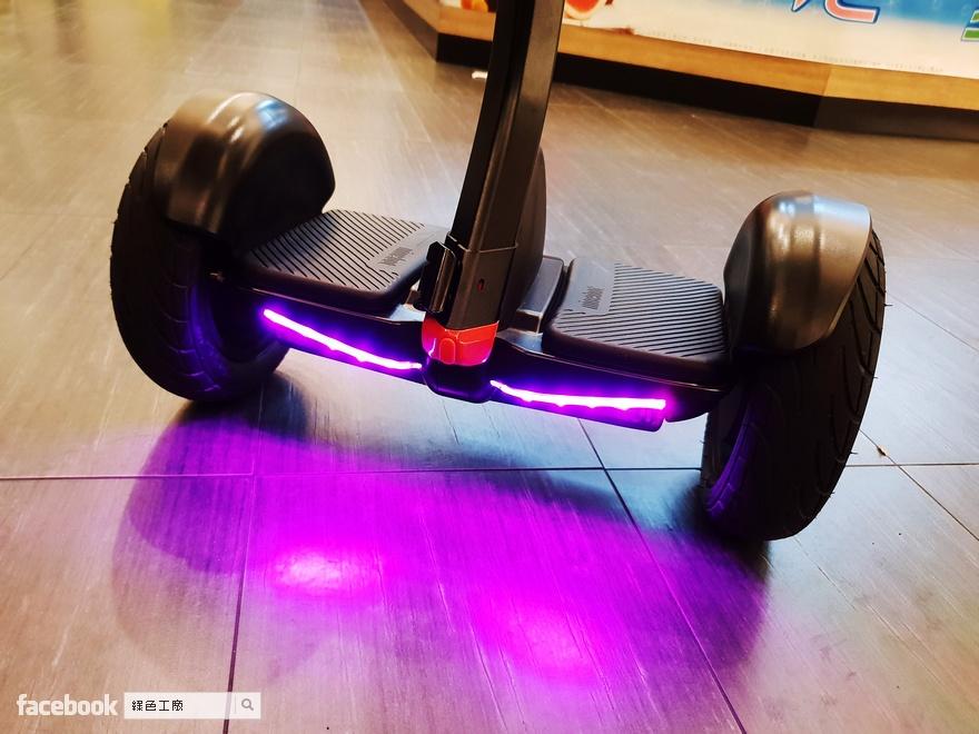 開箱 Ninebot Mini Pro 九號平衡車國際版