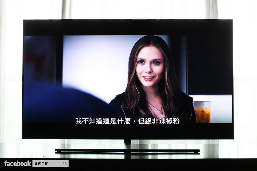 開箱 Samsung QLED Q9 65 吋 4K 電視