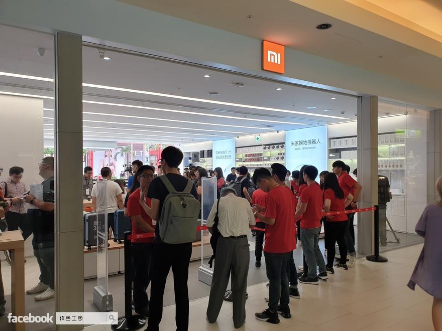 小米之家台北信義威秀店