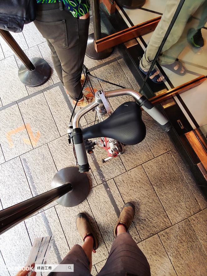 CARRYME 花博特仕版,台中單車路線推薦