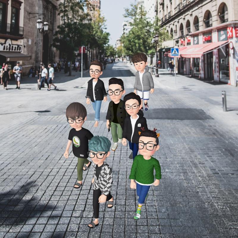 ZEPETO 功能介紹,如何與朋友合照?如何賺錢?拍照與錄影?