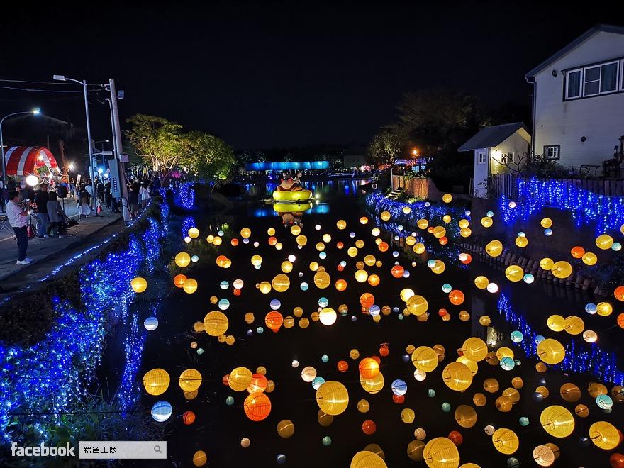 2019 月津港燈節 + HUAWEI Mate20 X
