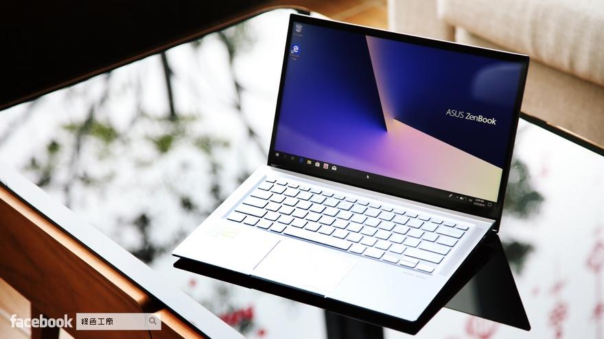開箱評測 ASUS ZenBook 14 UX431FN