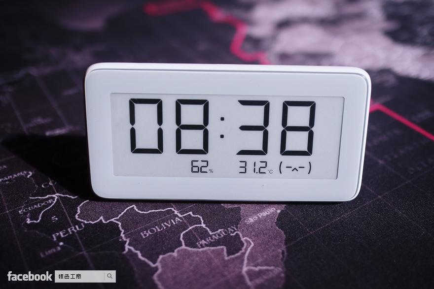 小米米家溫濕監測電子錶