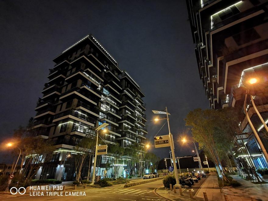 HUAWEI P30 夜間拍照實測