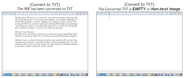 防止 PDF 拷貝與列印 PDF Anti-Copy Pro