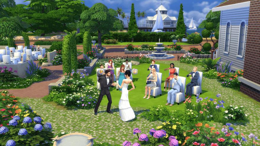 模擬市民 4 The Sims 4 限時免費