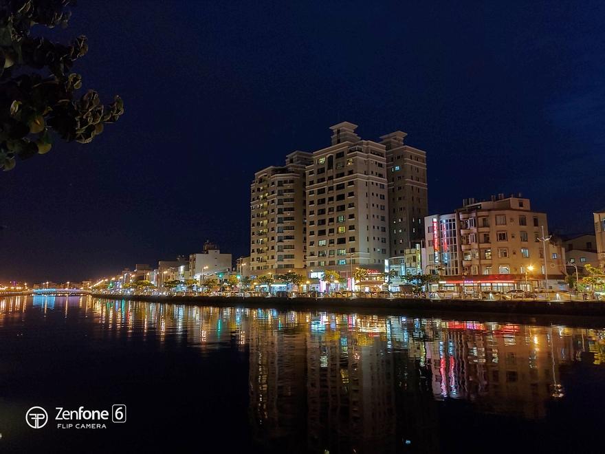 ASUS ZenFone 6 夜間手持拍照實測