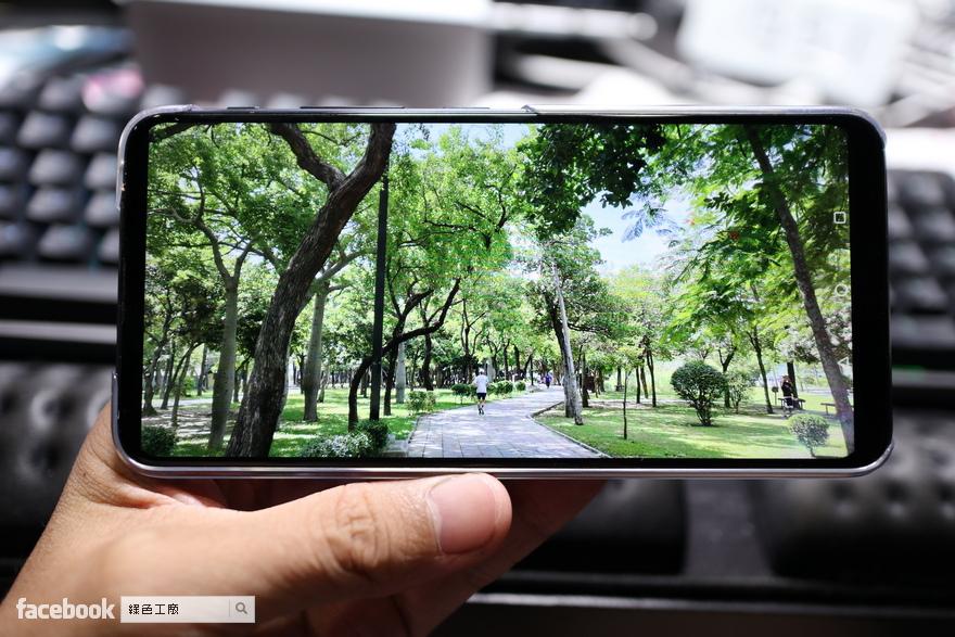 ZenFone 6 螢幕