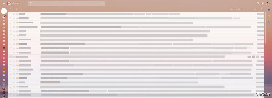 Simplify簡化Gmail介面