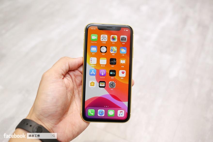 開箱 iPhone 11 Pro 夜幕綠 / iPhone 11 黃色