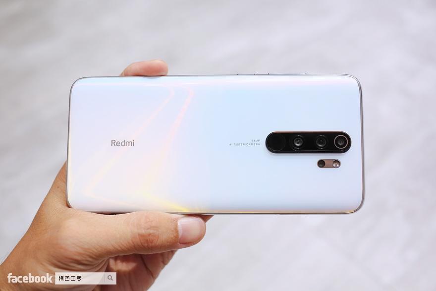 Redmi Note 8 Pro 開箱 6400 萬像素拍照如何?