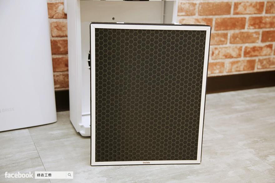 開箱 BRISE C360 專為嬰幼兒健康設計的空氣清淨機