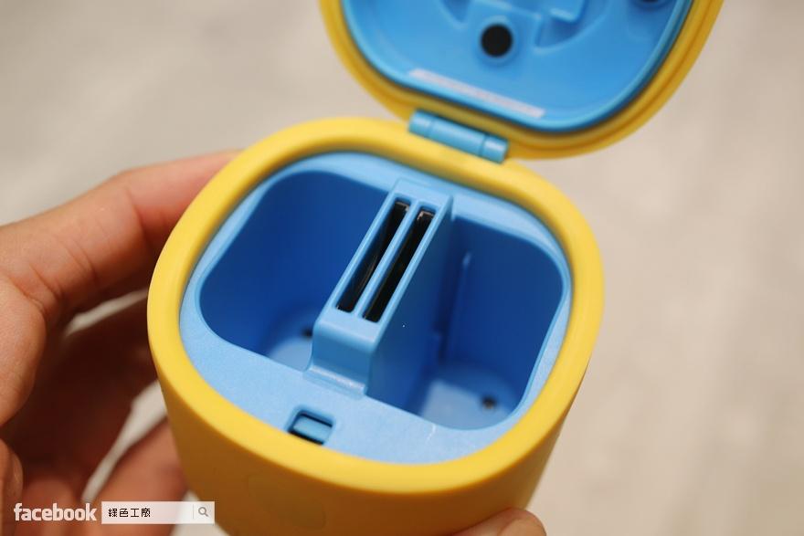 Canon LP-E6 電池充電器讀卡機
