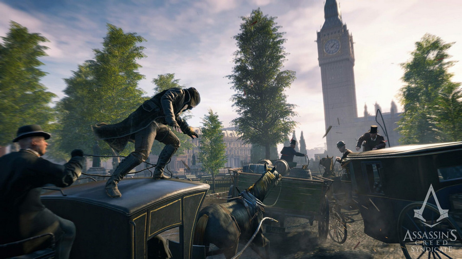 免費下載 Assassin's Creed Syndicate 刺客教條:梟雄