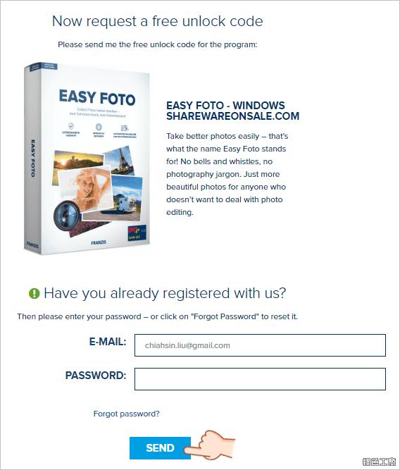 EASY Foto 圖片專業風格濾鏡 Free License