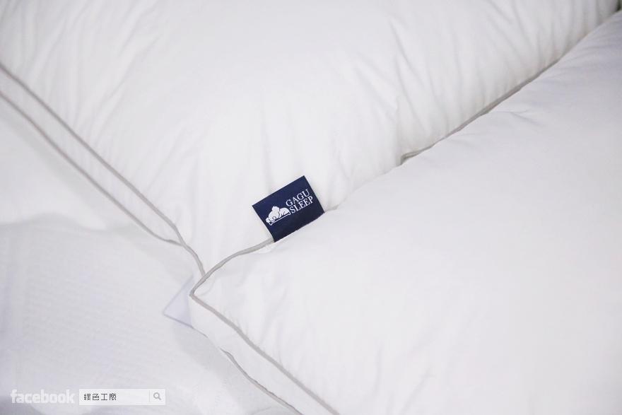 獨立筒床墊推薦 GAGU SLEEP 比利時冰山床
