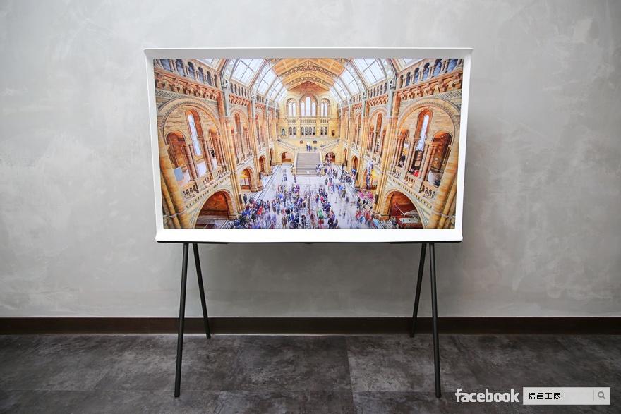 2020 49 型 The Serif 風格電視 | QA49LS01TAWXZW