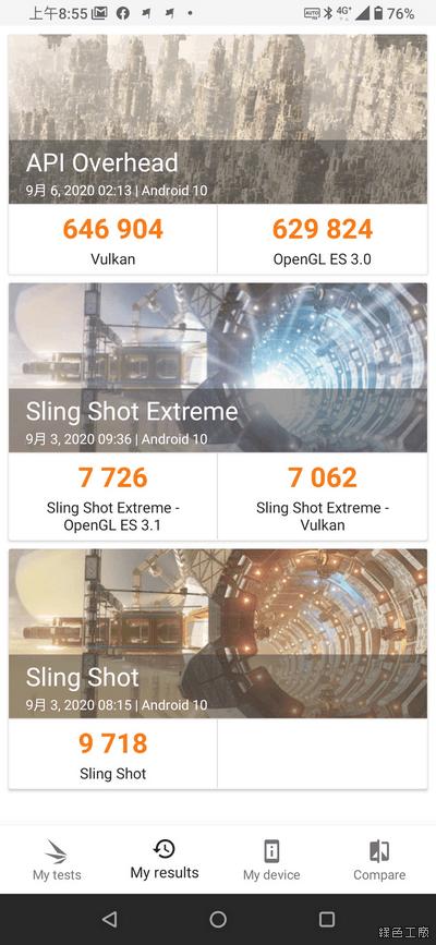 ROG Phone 3 3DMark 跑分
