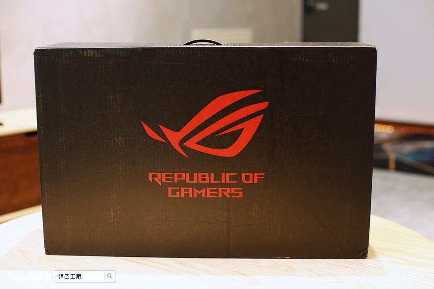 電競筆電 ROG Strix SCAR 17 開箱推薦