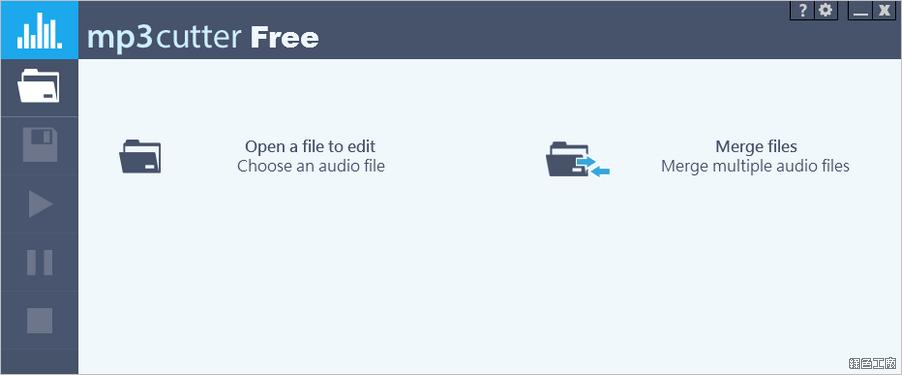 MP3 剪輯推薦 Abelssoft mp3 cutter