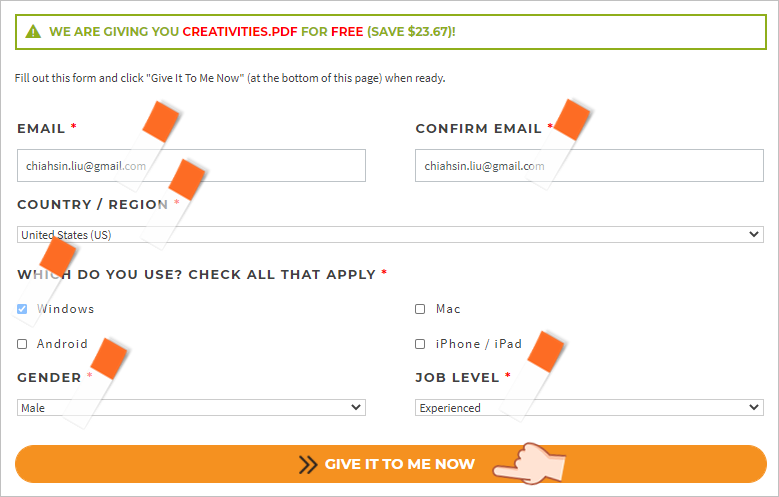 Creativities.PDF 11 合 1 的 PDF 轉檔編輯工具