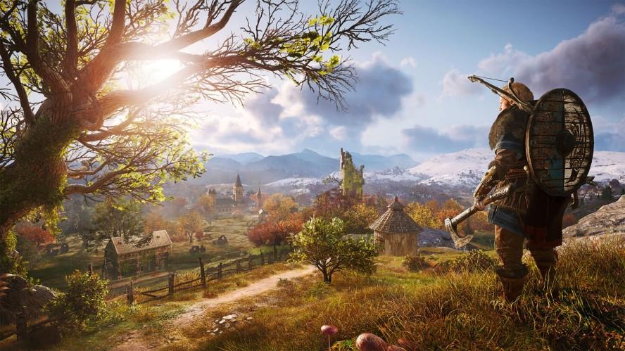 Ubisoft 發表 《 刺客教條:維京紀元 》 最新資訊 !