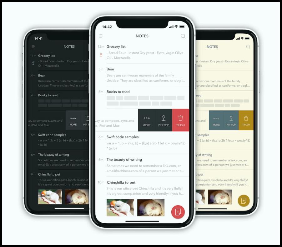 Bear 免費寫作筆記網站,極簡風格體驗美好寫作並支援 iPhone、iPad 和 Mac
